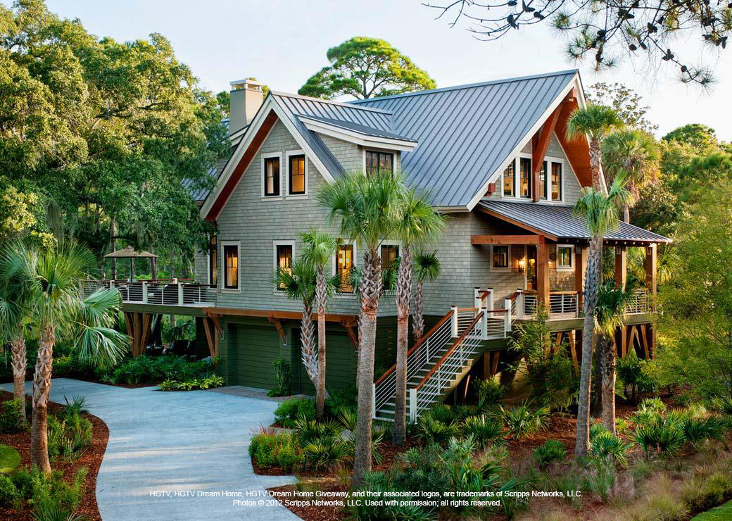 Indigo Park HGTV Dream Home Lowcountry Architecture Christopher Rose Ar