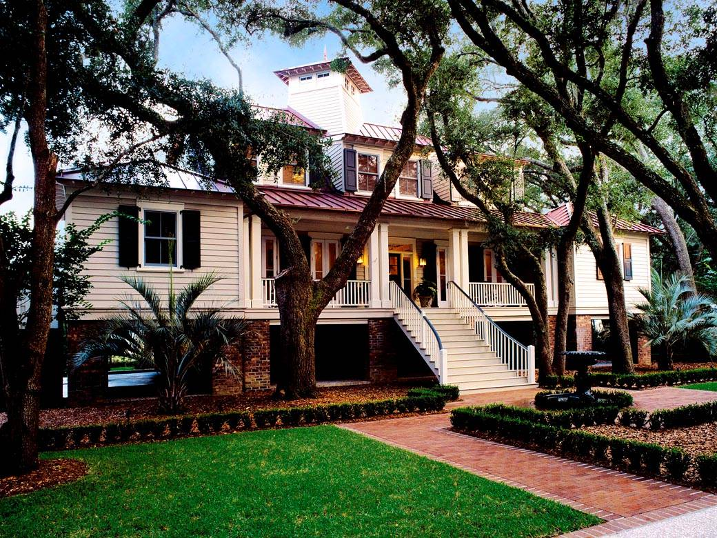 Kiawah Island Architects Christopher Rose Architects P A Charleston SC